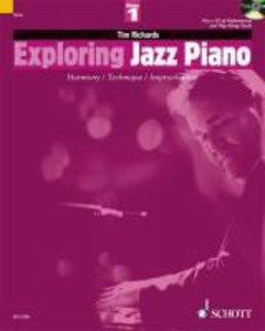 Exploring Jazz Piano 1. Mit CD