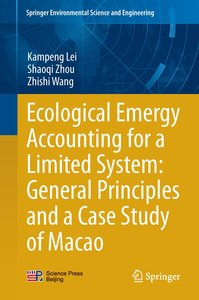 Ecological Emergy Accounting for a Limited System: General Princ