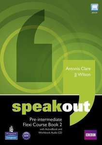 Speakout Pre-Intermediate Flexi Course Book 2