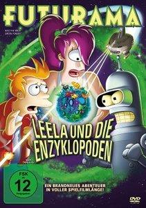 Futurama - Leela und die Enzyklopoden