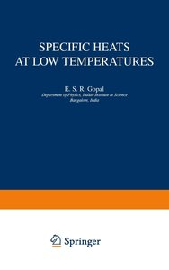 Specific Heats at Low Temperatures