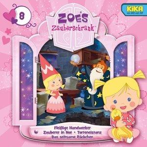 Zoes Zauberschrank 08: Fleissige Handwerker / Zauberer / Eistanz