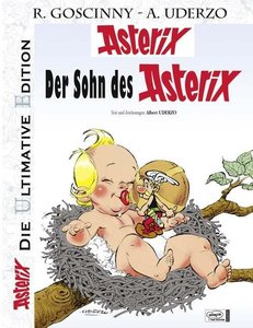 Asterix: Die ultimative Asterix Edition 27. Der Sohn des Asterix