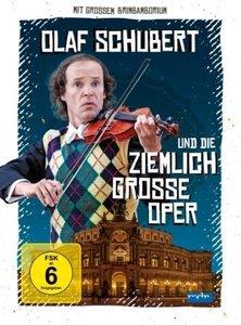 Olaf Schubert und die ziemlich grosse Oper