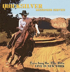 Cowboy On The Run-Live In New York (180 Gr.Viny
