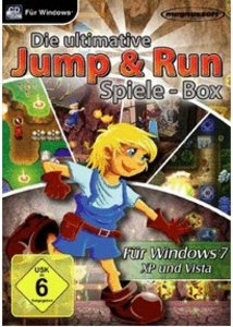 Die ultimative Jump and Run Spiele-Box