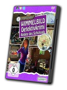 Wimmelbild Detektivkrimi: Relikte des Schicksals