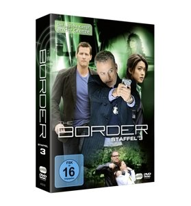The Border - Staffel 3