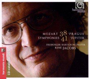 Sinfonien 38 & 41 (+Kat.2012)