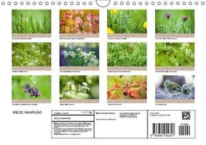 WILDE NAHRUNGAT-Version (Wandkalender 2015 DIN A4 quer)