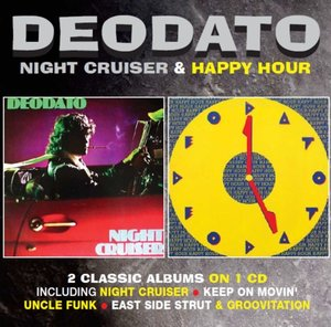 Night Cruiser/Happy Hour (2 Classic Albums On 1CD)