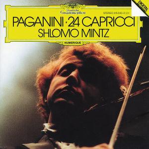 24 Capricci Für Violine op.1