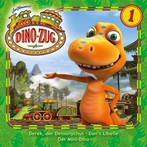 Der Dino-Zug 01: Derek, der Deinonychus / Don's Libelle / Mini-D
