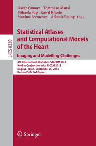 Statistical Atlases and Computational Models of the Heart. Imagi