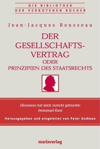 Der Gesellschaftsvertrag oder Prinzipien des Staatsrechts