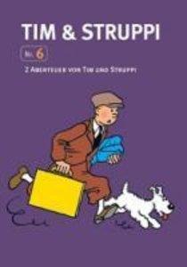 Tim Und Struppi DVD 6 (4 Eps)