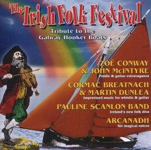 Irish Folk Festival-Tribute to Galway Hooker Boats