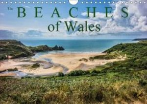 Beaches of Wales (Wall Calendar 2015 DIN A4 Landscape)