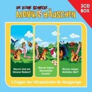 MONIKA HÄUSCHEN - 3-CD HÖRSPIELBOX VOL.2