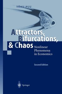Attractors, Bifurcations and Chaos