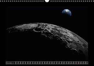 Mond Orbitalansichten