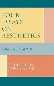 Four Essays on Aesthetics