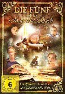 Die Fünf und das magische Buch