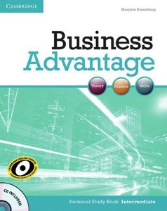 Business Advantage B1. Intermediate. Personal Study Book with 1