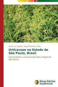 Urticaceae no Estado de São Paulo, Brasil