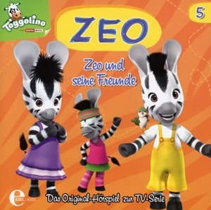 (5)Original HSP z.TV-Serie-Zeo Und Seine Freunde