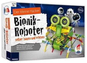 Der kleine Hacker: Bionik-Roboter selber bauen