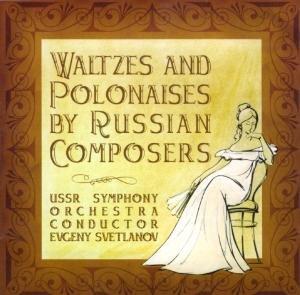 Walzer und Polonaisen russischer Komponisten
