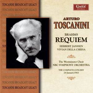 Brahms:Requiem/Toscanini