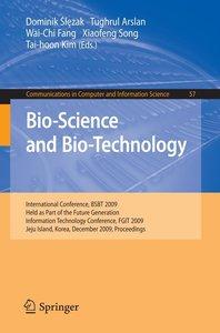 Bio-Science and Bio-Technology