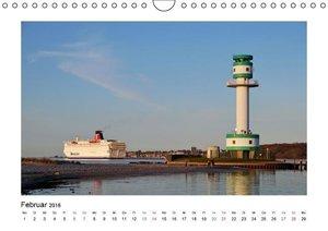 Schiffe (Wandkalender 2016 DIN A4 quer)