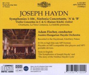Symphonies MP3 Edition