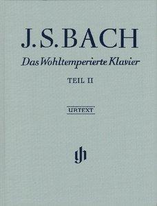 Das Wohltemperierte Klavier Teil II BWV 870-893