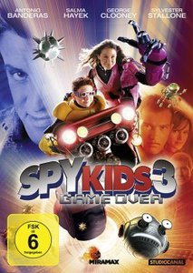 Spy Kids 3 - Game Over