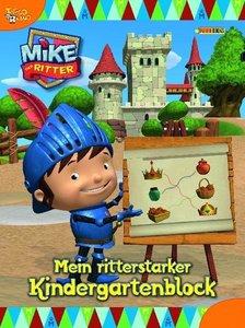 Mike der Ritter Kindergartenblock