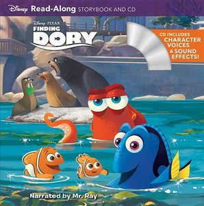 Finding Dory Read-Along[With Audio CD]