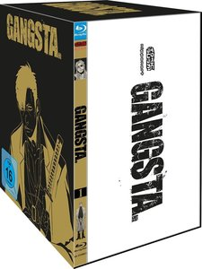 Gangsta - Blu-ray 1 + Sammelschuber [Limited Edition]