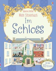 Mein Stickerbuch: Im Schloss