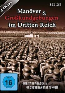 Grosskundgebungen & Manöver Im Dritten Reich