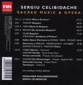 Celibidache 4:Geistliche Musik