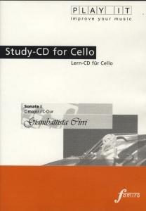 Sonate I, C-Dur
