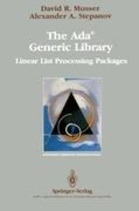 The Ada® Generic Library