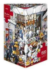 Blachon Bon appétit. Puzzle 1500 Teile