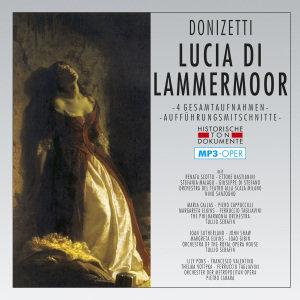 Lucia Di Lammermoor-MP3 Oper