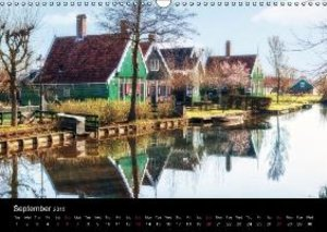 The Netherlands (Wall Calendar 2015 DIN A3 Landscape)