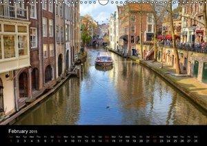 The Netherlands (Wall Calendar 2015 DIN A3 Landscape)